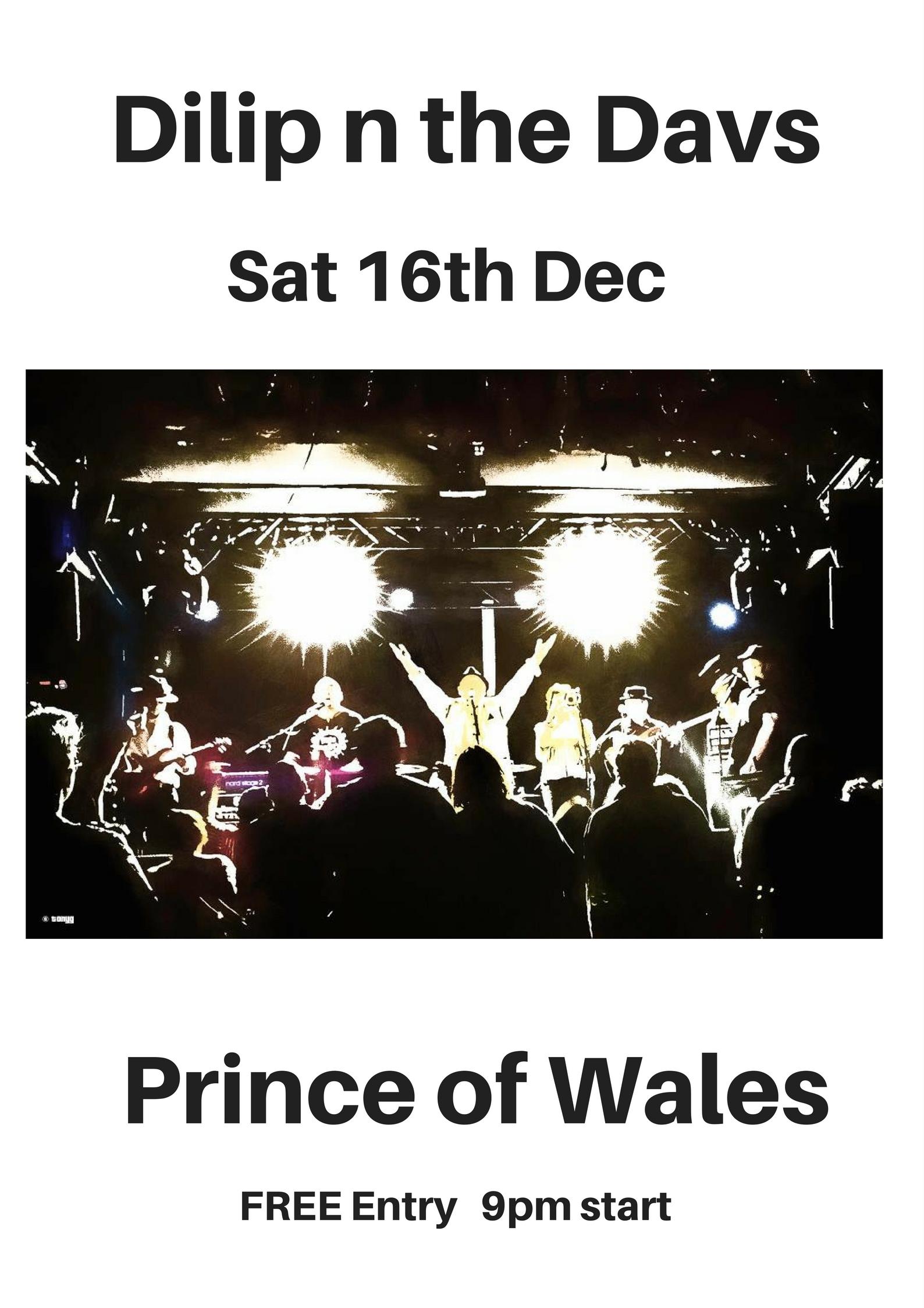 DAVs Prince Wales