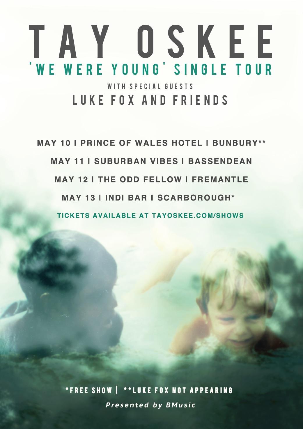 WA Tour May 2018