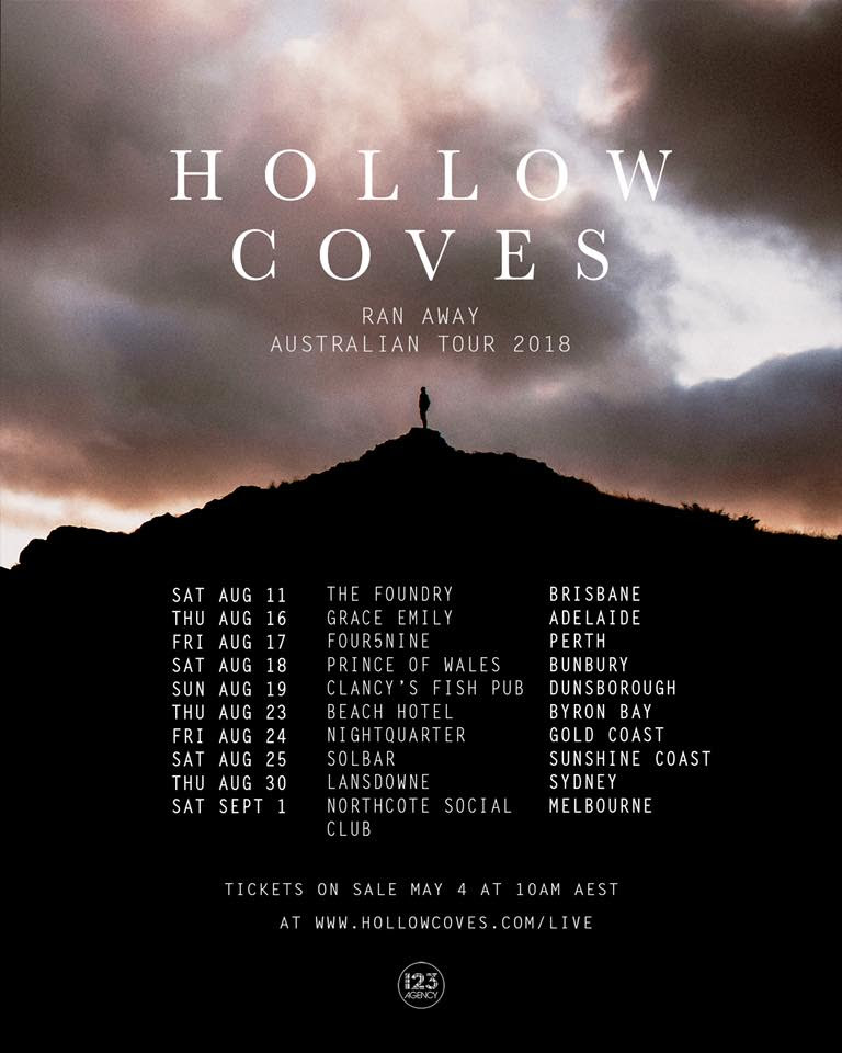 Hollow Coves Artwork