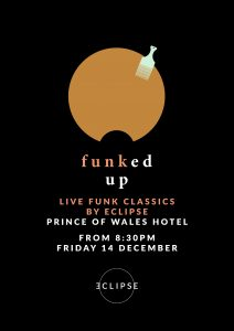 Prince Hotel - Funked Up - A3 Poster