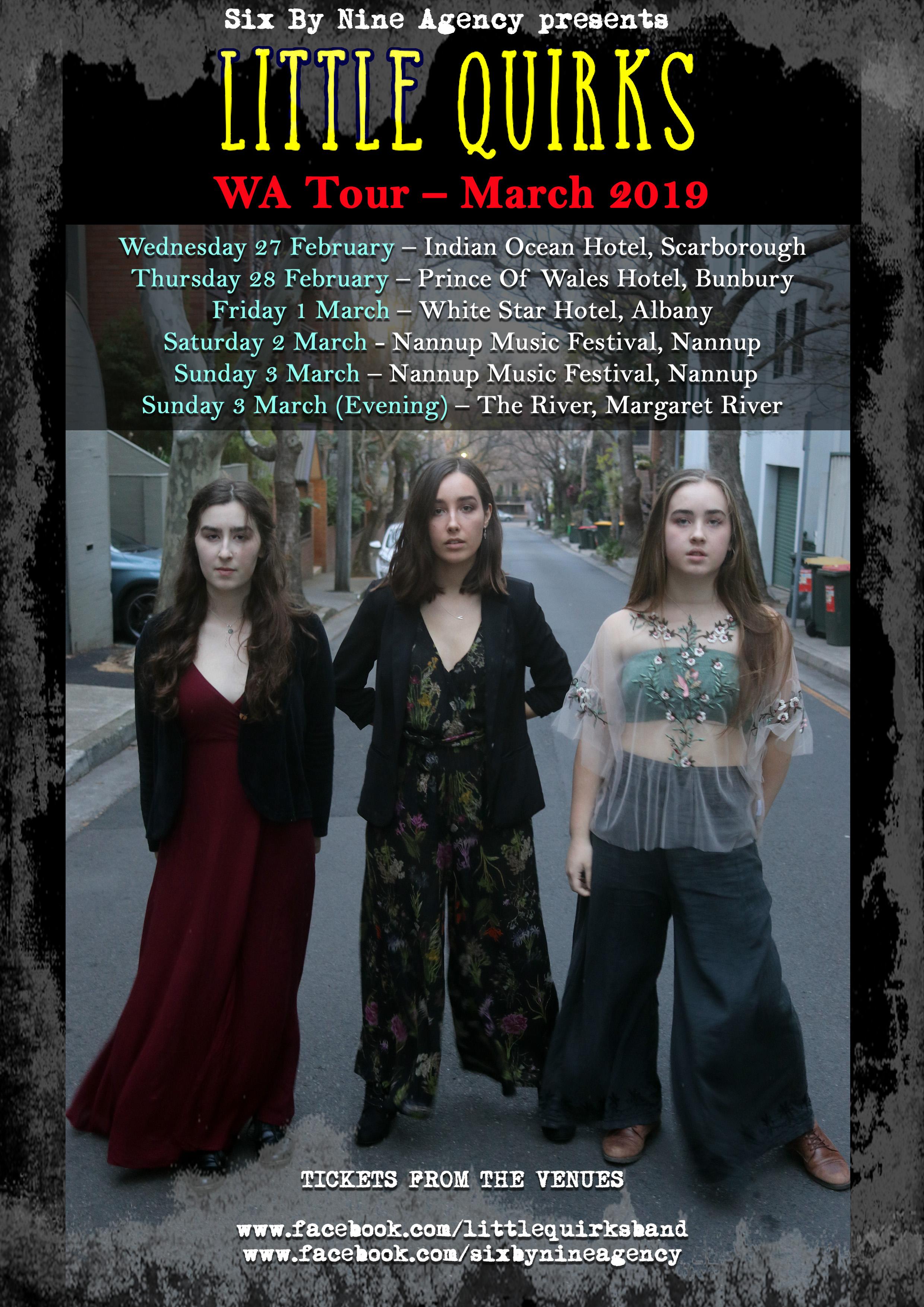 Nannup tour poster A3 web jpeg