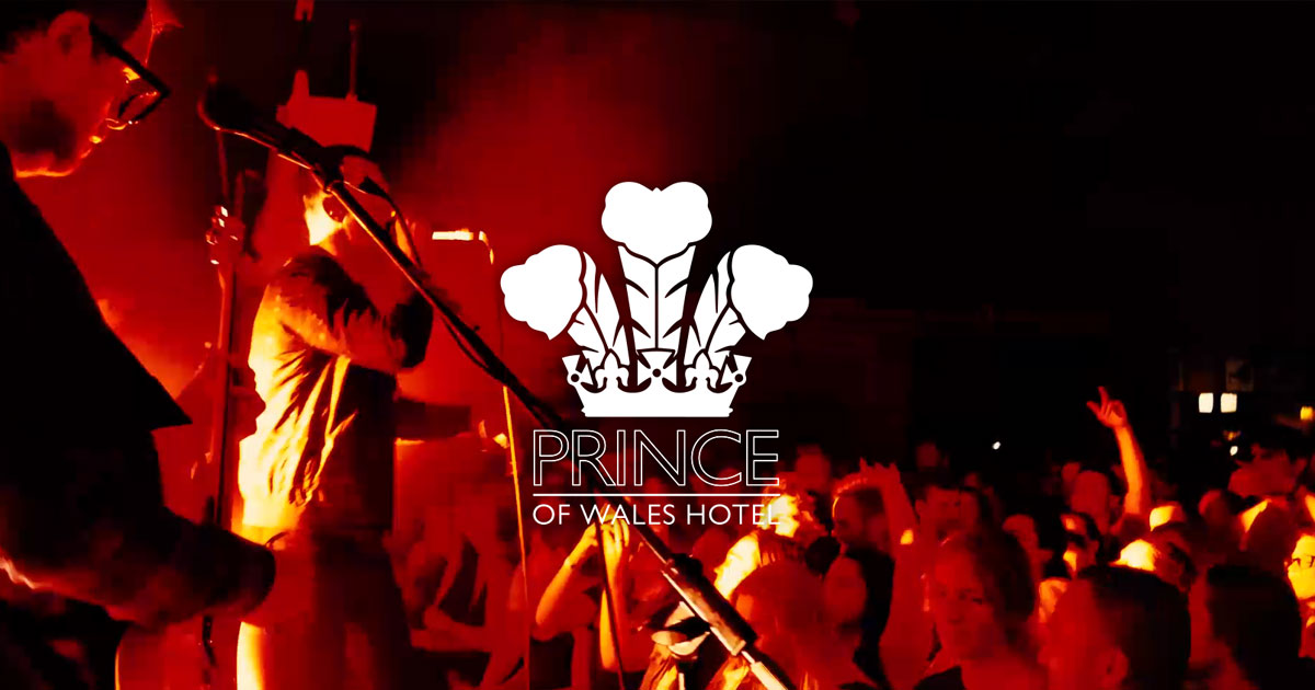 The Prince Hotel – Great Bar for Live Music and