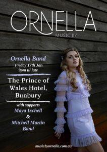The Prince Poster - Ornella
