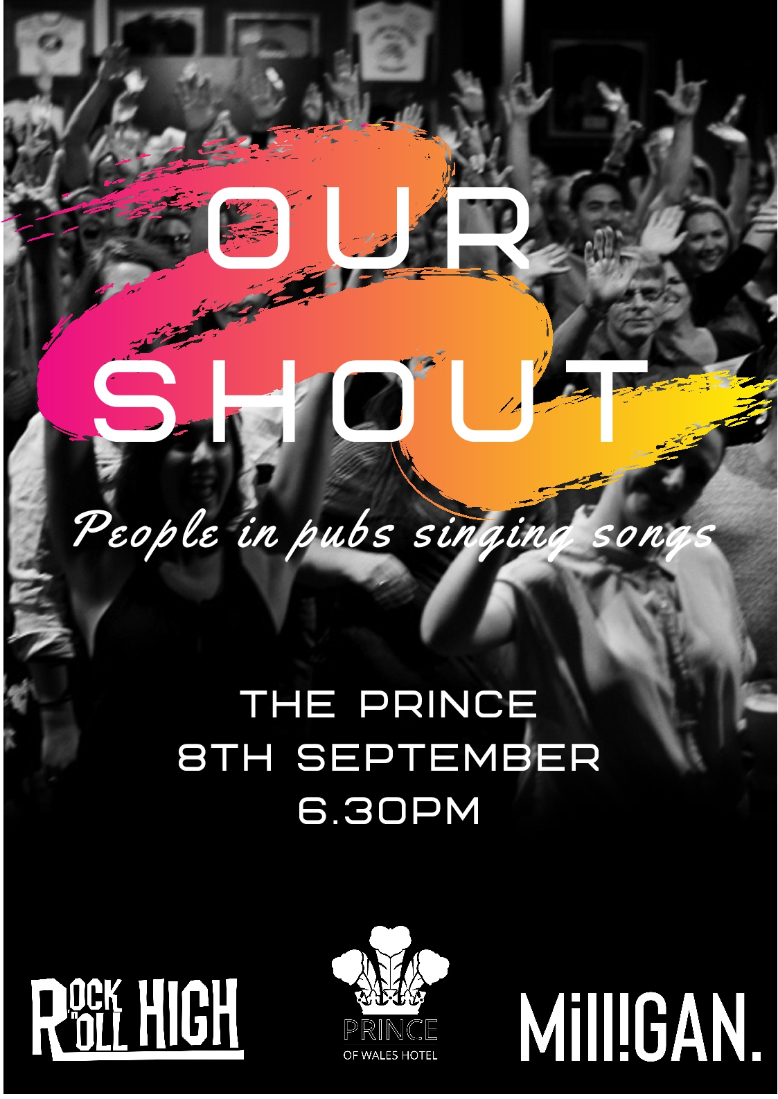 Our Shout September