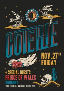 Coterie @ Prince of Wales 27-11-20