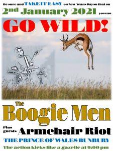 The Boogie Men Go Wild
