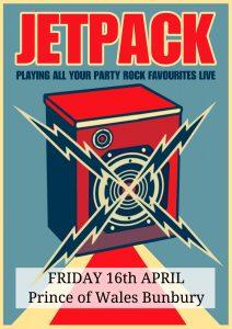 JETPACK PRINCE 16 APRIL