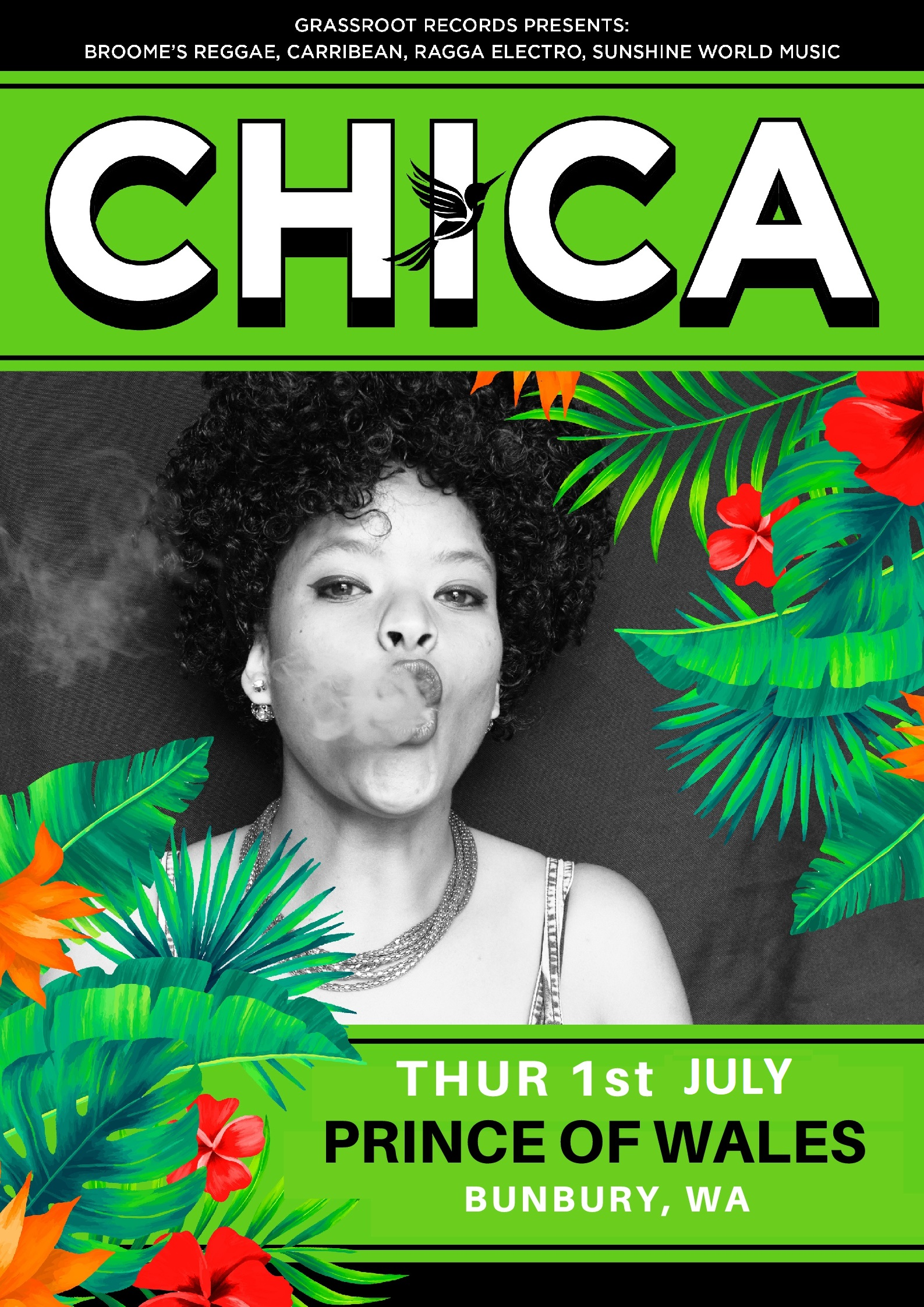 CHICCA at POW