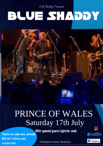 Prince of Wales (Small)